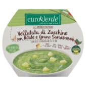 EuroVerde, Le Naturali vellutata di zucchine con patate e grano saraceno 350 g