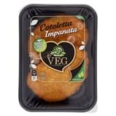 Io Veg, cotoletta impanata 200 g
