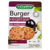 Kioene, burger vegetale alle melanzane 200 g