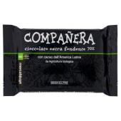Altromercato Bio, Compañera cioccolato extra fondente 70% 100 g