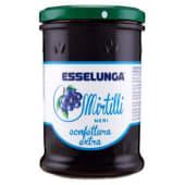 Esselunga, confettura extra di mirtilli neri 350 g