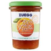 Zuegg, 100% da frutta confettura extra di albicocche 250 g