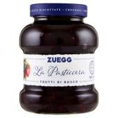 Zuegg, La Pasticcera confettura di frutti di bosco 700 g