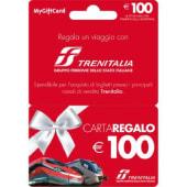 TRENITALIA Gift Card da 100 Euro