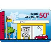 ENI Buono Carburante da 50 euro