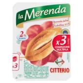 Citterio, La Merenda Bresaola della Valtellina IGP conf. 3x30 g