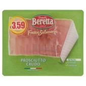 Fratelli Beretta, La Fresca Salumeria prosciutto crudo a fette 100 g