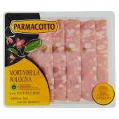 Parmacotto, Mortadella Bologna IGP con pistacchio a fette 120 g