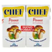 Parmalat, Chef panna UHT ai funghi conf. 2x125 ml