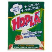 TreValli, Hoplà condimento a base vegetale da montare 200 ml
