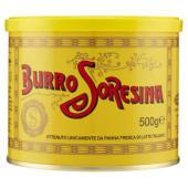 Latteria Soresina, burro 500 g