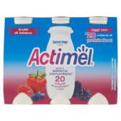 Danone, Actimel ai frutti di bosco conf. 6x100 g