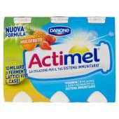 Danone, Actimel multifrutti conf. 6x100 g