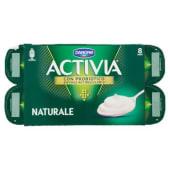 Danone, Activia latte fermentato naturale conf. 8x125 g