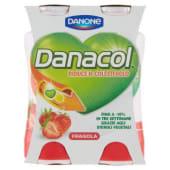 Danone, Danacol alla fragola conf. 4x100 g