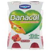 Danone, Danacol ai frutti rossi conf. 4x100 g