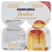 Esselunga, budino al crème caramel conf. 4x100 g