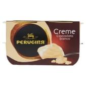 Perugina, Creme cioccolato bianco conf. 4x70 g