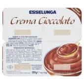 Esselunga, crema cioccolato conf. 4x125 g