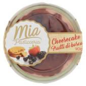 Mia Pasticceria, cheesecake ai frutti di bosco 90 g