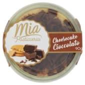 Mia Pasticceria, cheesecake al cioccolato 90 g