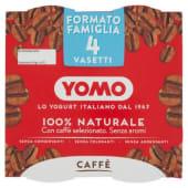 Yomo, 100% Naturale yogurt al caffè conf. 4x125 g