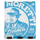 Moretti, La Bianca birra conf. 3x33 cl