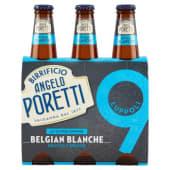 Birrificio Angelo Poretti, 9 luppoli Le Oltreconfine Belgian Blanche birra conf. 3x33 cl