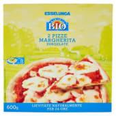 Esselunga Bio, pizze Margherita biologiche surgelate conf. 2x300 g