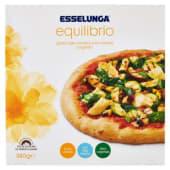Esselunga Equilibrio, pizza alle verdure con cereali surgelata 380 g