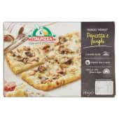 Italpizza, Trancio Verace pancetta e funghi surgelata 370 g