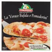 """Italpizza, la """"Verace Bufala e Pomodorini"""" surgelata 360 g"""