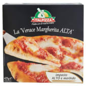 "Italpizza, La ""Verace Margherita Alta"" surgelata 425 g"