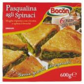 Bocon, Pasqualina agli spinaci surgelata 600 g