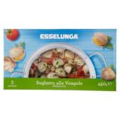 Esselunga, sughetto alle vongole surgelato 450 g