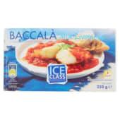 Ice Class, baccalà alla Livornese in salsa di pomodoro surgelato 250 g