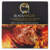 Black Angus, hamburger Black Angus conf. 2x200 g
