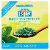 Esselunga Bio, basilico tritato biologico surgelato 50 g