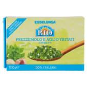 Esselunga Bio, prezzemolo e aglio tritati biologici surgelati 100 g