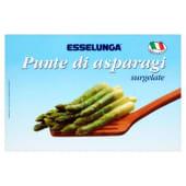 Esselunga, punte di asparagi surgelate 300 g