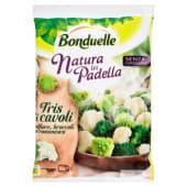 Bonduelle, Natura in padella tris di cavoli surgelato 450 g