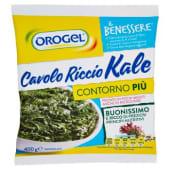 Orogel, Il Benessere cavolo riccio kale surgelato 400 g