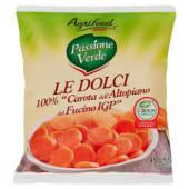 Agrifood Abruzzo, Passione Verde Le Dolci carote surgelate 450 g