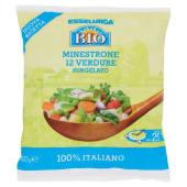 Esselunga Bio, minestrone 12 verdure biologico surgelato 450 g