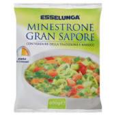 Esselunga, minestrone gran sapore surgelato 600 g