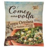 Come una volta, zuppa ortolana con verdure e cereali surgelata 600 g