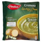 Findus, Cremosa zucchine e patate con zucca surgelata 600 g