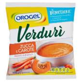 Orogel, Il Benessere Verdurì zucca e carote surgelato 600 g