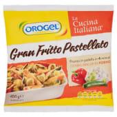 Orogel, La Cucina Italiana Gran Fritto Pastellato surgelato 450 g