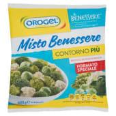 Orogel, Il Benessere Misto Benessere Contorno più surgelato 600 g